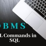 DML Commands in SQL