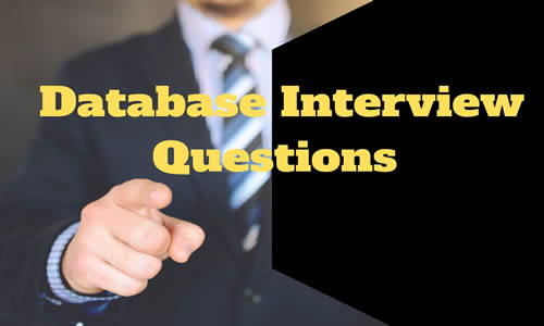 Database Interview Questions